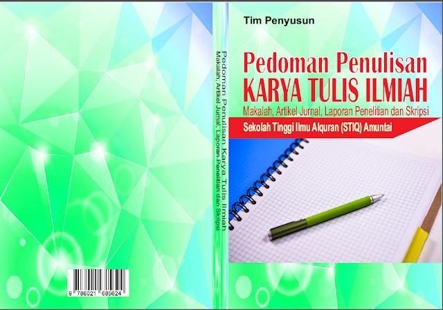 Download Buku Pedoman Penulisan Karya Tulis Ilmiah Stiq Amuntai Muh Haris Zubaidillah