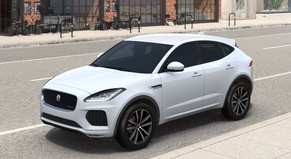 Jaguar E Pace 2018 Couleurs Colors