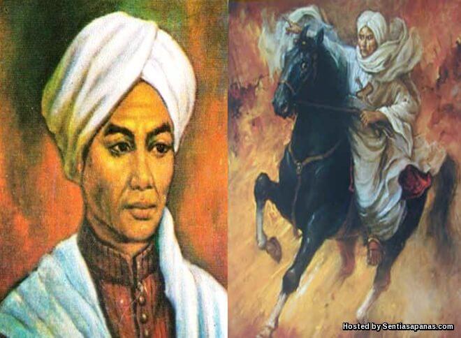 Tentera Sufi Diponegoro Yang Digeruni Belanda