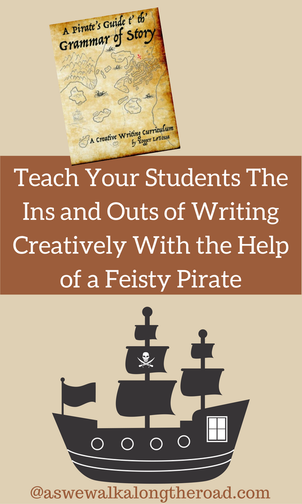 Creative writing curriculum for middle and high school