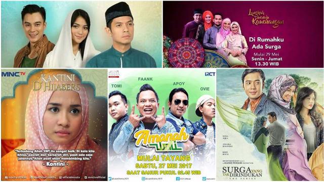 Program Sinetron Religi di Bulan Ramadhan