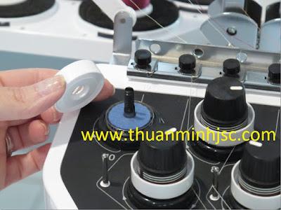 nỉ tròn dùng cho máy dệt thun, máy dệt nhiều kim