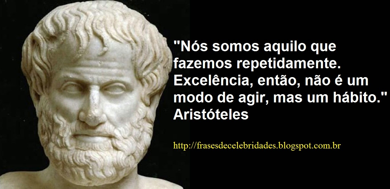 Frases De Aristóteles: Frases De Celebridades: Aristóteles