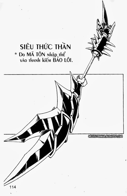 Shaman King [Vua pháp thuật] chap 146 trang 20