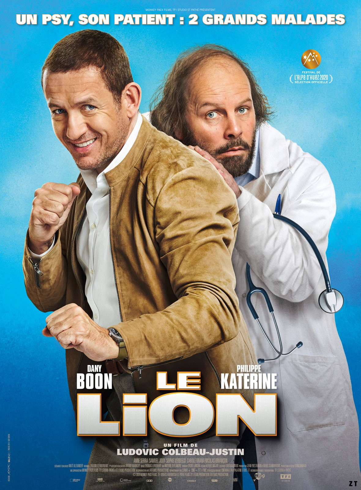 Le Lion [HDRip] [Streaming] [Telecharger]