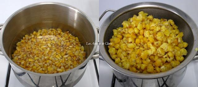 Cómo hacer arepas