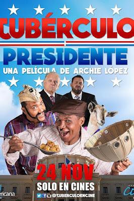 Tubérculo Presidente 2016 Custom HD Latino