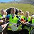 O ministro de Fomento cumpre o comprometido e visita antes de cumprirse o prazo de tres meses as obras de construción da plataforma da Liña de Alta Velocidade en Zamora e Ourense