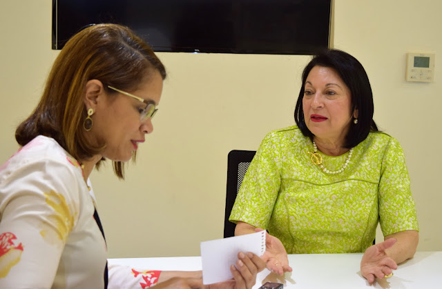 Rosa Rita Álvarez: en 2018, Reservas del país colocará $850 MM para microcrédito