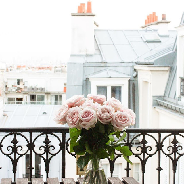 Paris - Roses - Cool Chic Style Fashion