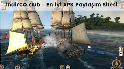 the pirate caribbean hile apk