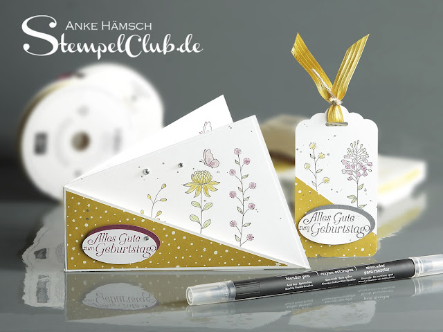 Flowering Fields, Sale-a-Bration, Stampin' Up!, Stempelclub, Leipzig
