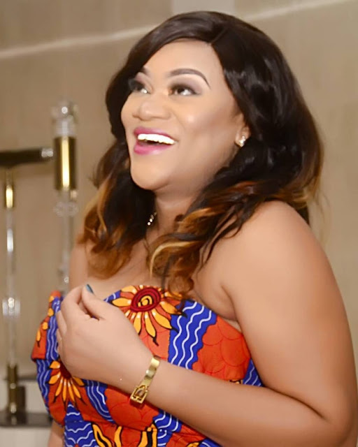 Actress Uche Nnanna celebrates birthday with lovely photos