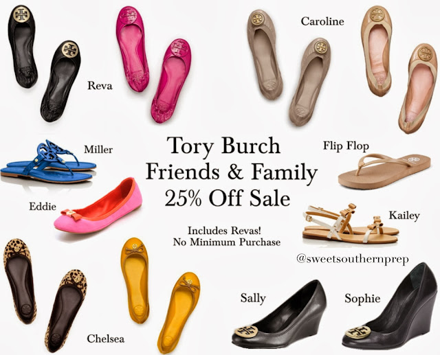 c3de6a00e Fashion Friday  Tory Burch Friends   Family Sale + OOTDs – Sweet ...