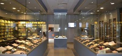 Ένα ξεχωριστό μουσείο για τα ελληνικά γράμματα!