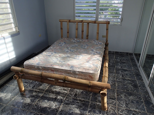 Called By Name Homemade Bamboo Bed Frame Under 20