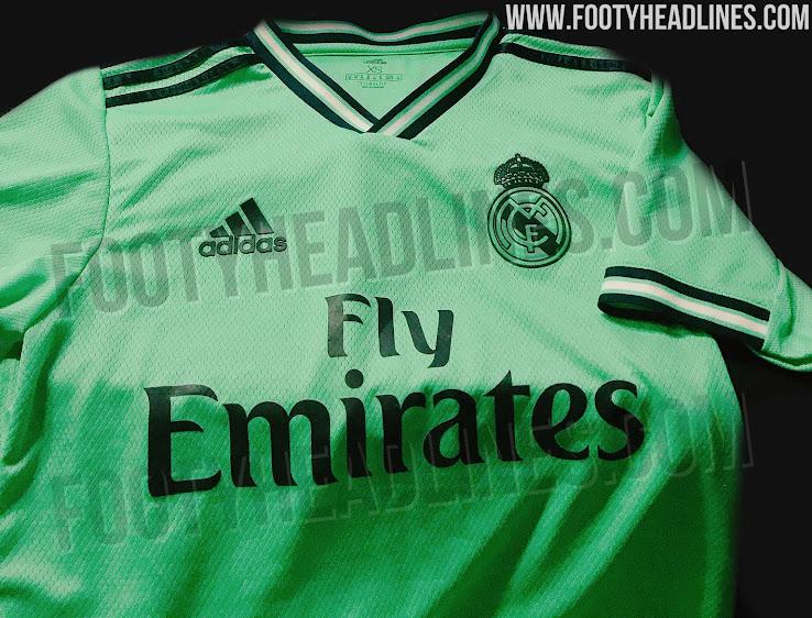 0434012ceee Real Madrid 19-20 Third Kit Leaked - Footy Headlines