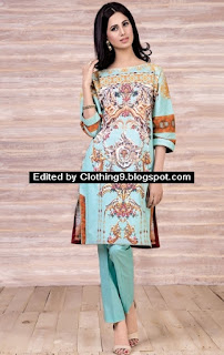 Kayseria Lawn Catalog with Price