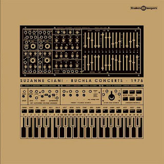 Suzanne Ciani - Buchla Concerts 1975 / source : discogs.com