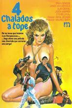 cuatro chalados a tope (1985)