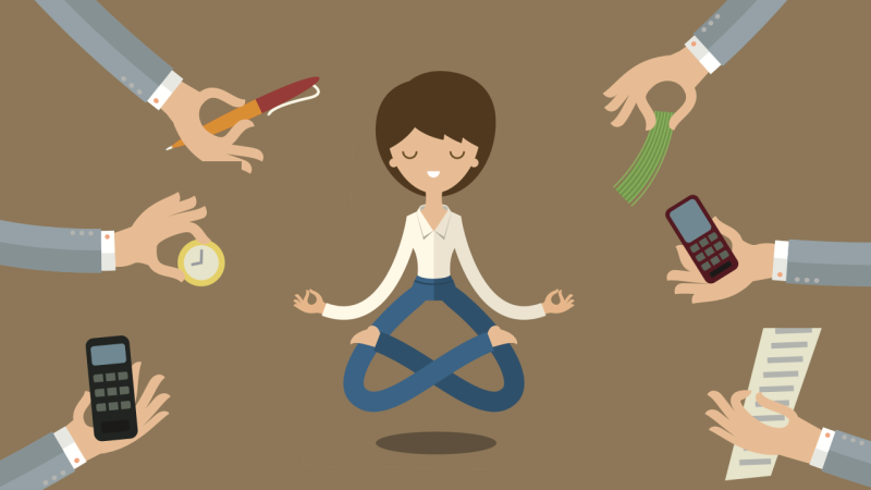 కర్మ మరియు కర్మరాధన సిద్ధాంతం - Karma and Karmardhana Siddantam