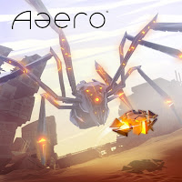 Aaero Game Logo