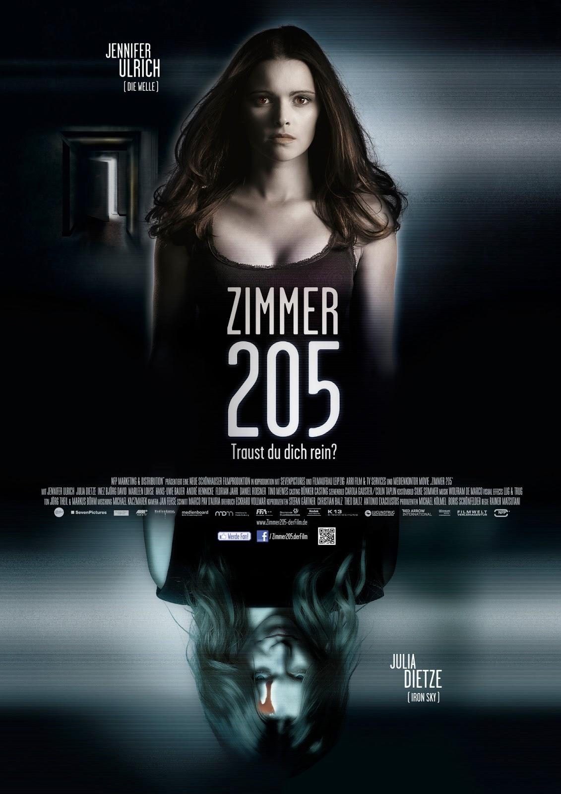 205 – Zimmer Der Angst