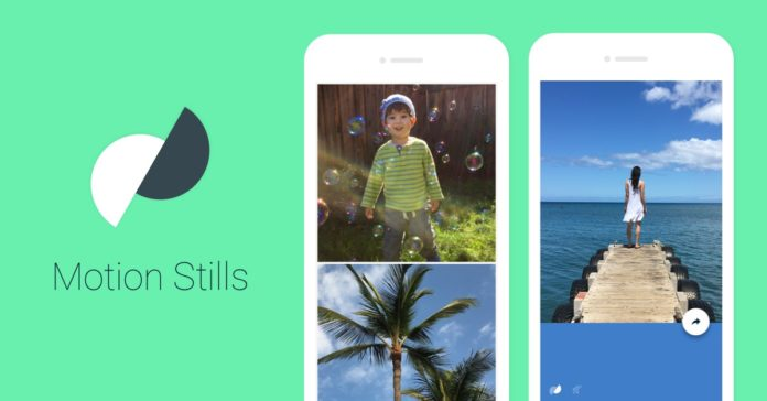 Google's GIF creator Motion Stills finally arrives on Android