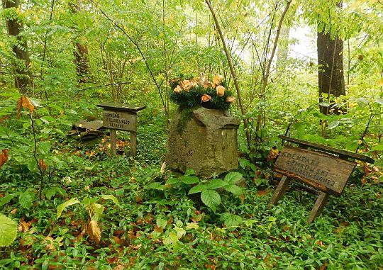 Cmentarz łemkowski w Wołtuszowej.
