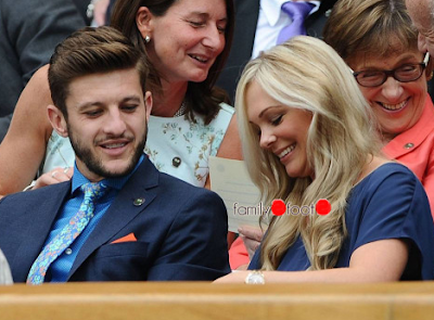 Adam Lallana DenganEmily Jubb