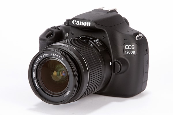 Download and Update Canon EOS 1200D