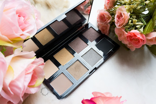 BubblyColor: The Body Shop Down To Earth Eye Shadow Glow Palette