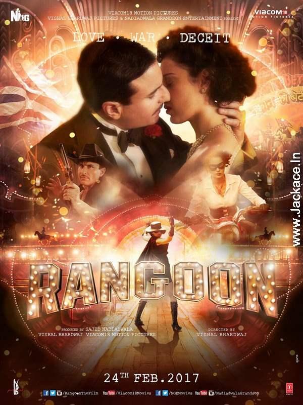 Rangoon First Look Poster 3
