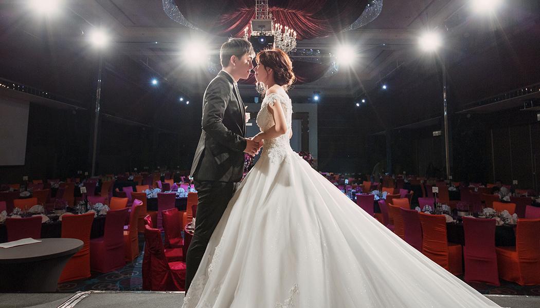 維多利亞 婚禮紀錄