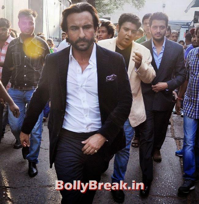 Saif Ali Khan and Sajid Khan, Jhalak Dhikhla Jaa 7 Pics - 14 June Episode