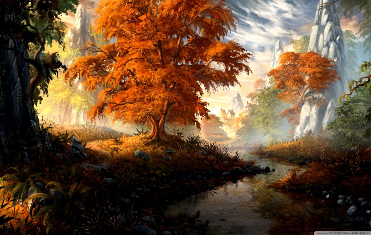 Nature Art Wallpapers Wallpapers Beautiful