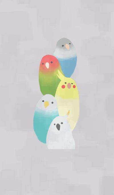 Order parrot