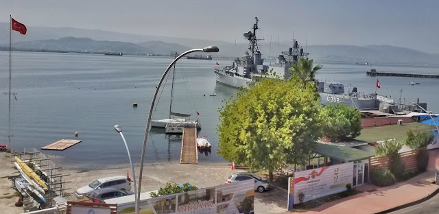 kocaeli gezilecek yerler gayret gemi müzesi