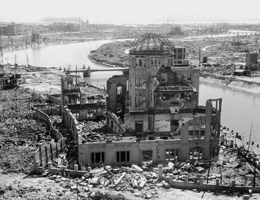 Hiroshima Peace Dome di Jepang