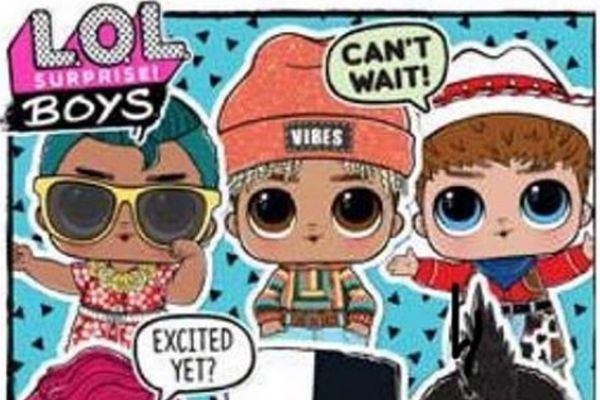 New L.O.L. Surprise Boys Series Coming in June 2019