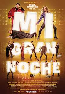 Cartel: Mi gran noche (2015)