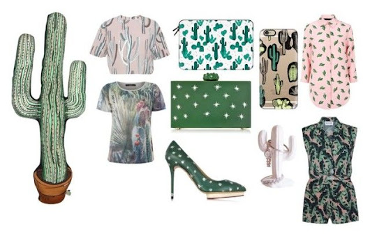 Wear The Frocks : TREND: Cactus