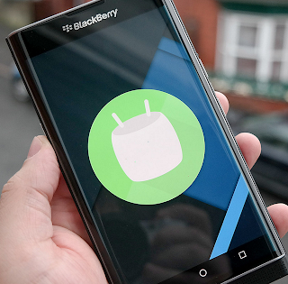 How to Update BlackBerry Priv