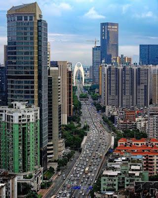 hình ảnh thành phố quảng đông