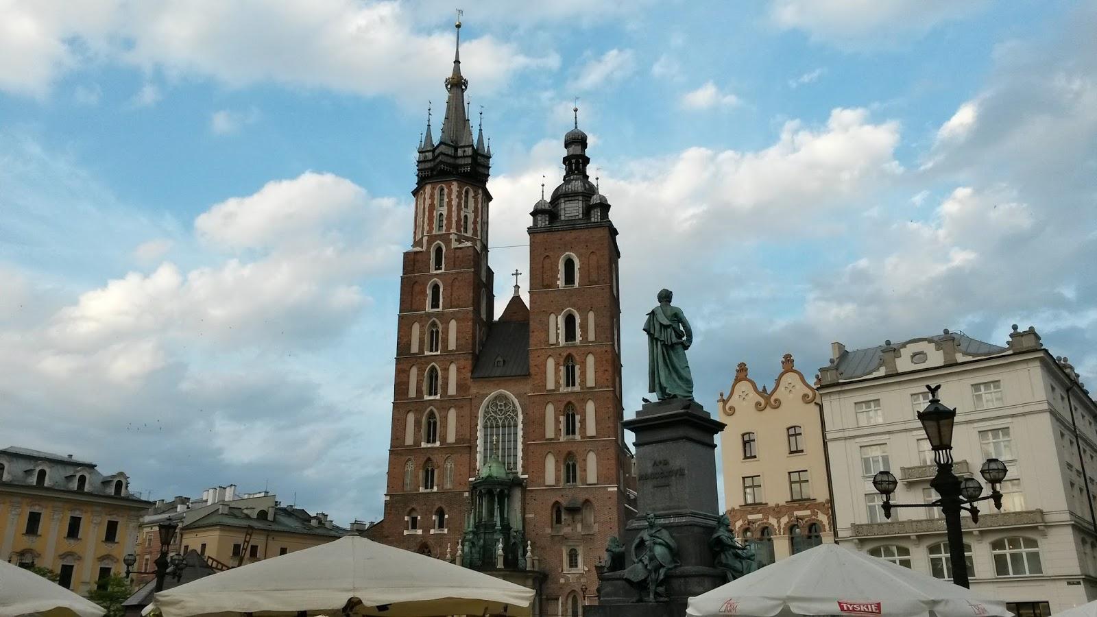 Krakow Poland Polonya
