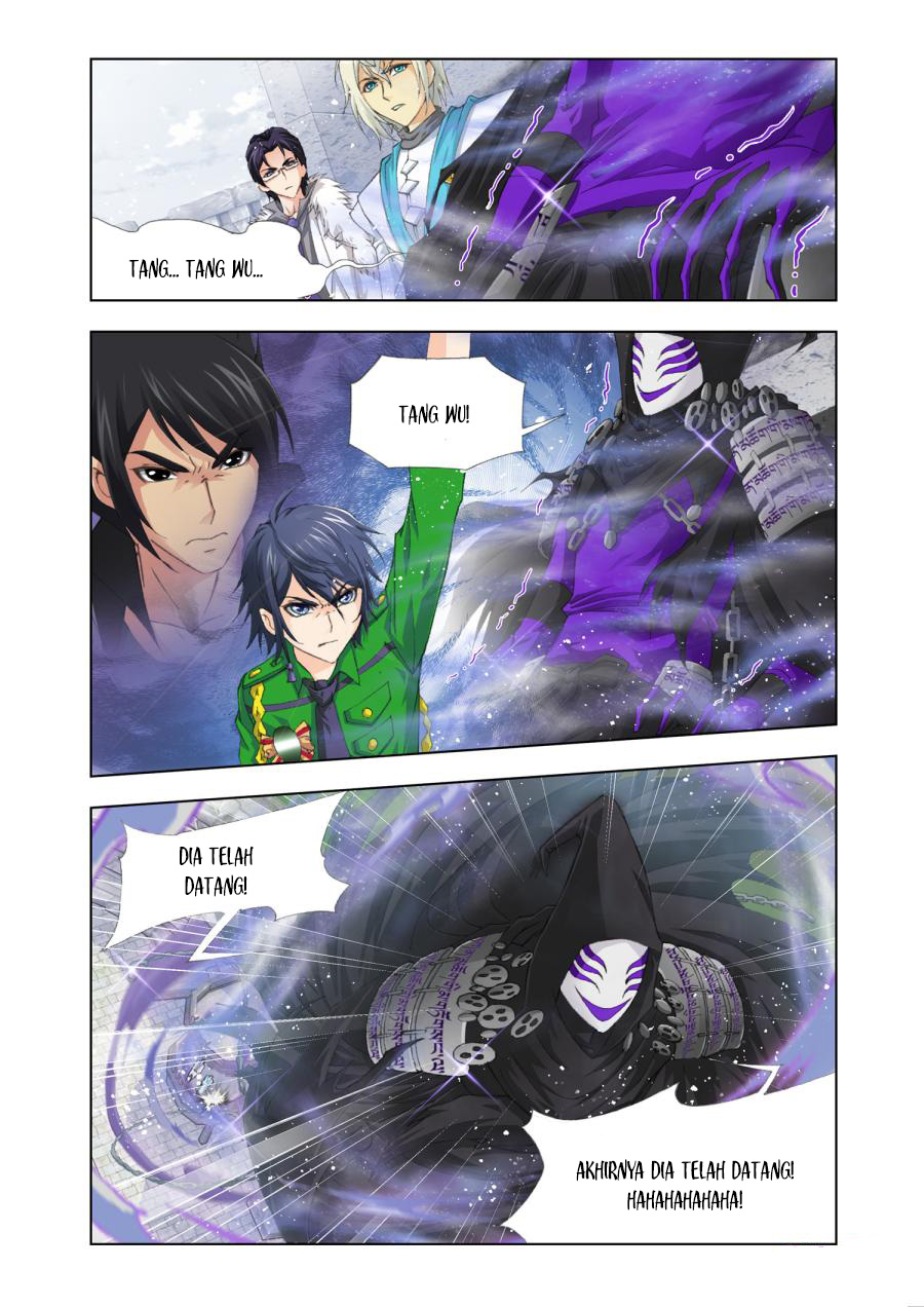 Baca Komik Manga Soul Land Chapter 124 Komik Station