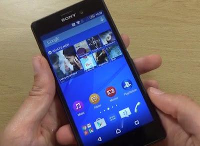 Tutorial Unlock Bootloader Sony Xperia M4 Aqua