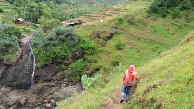 Bukit Pengilon terletak tidak jauh dari pantai Wediombo
