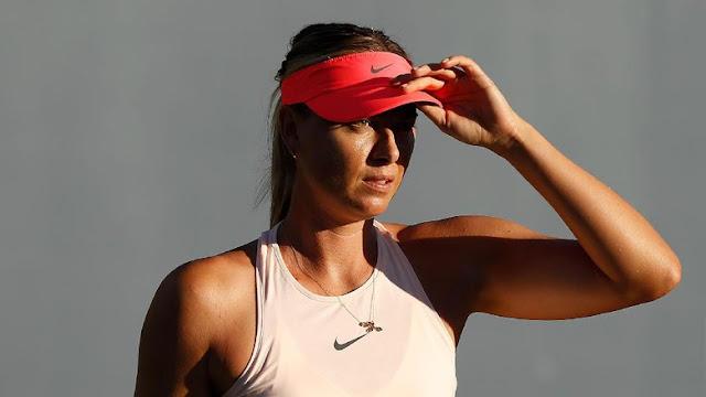 Sharapova Dapat Wild Card di AS Terbuka