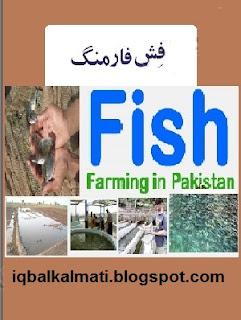 Fish Farming Book In Urdu Free PDF Download